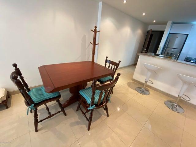 Apartamento Bogota D.C.>Bogota>Chico Navarra - Arriendo:2.250.000 Pesos - codigo: 21-1179