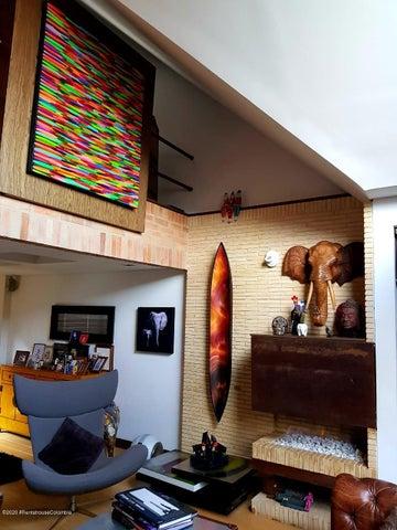 Casa Bogota D.C.>Bogota>Chapinero Alto - Venta:1.100.000.000 Pesos - codigo: 21-1259
