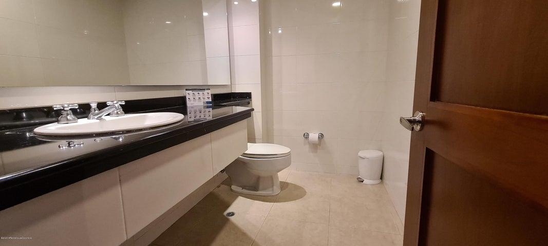 Apartamento Bogota D.C.>Bogota>La Salle - Arriendo:2.500.000 Pesos - codigo: 21-1188