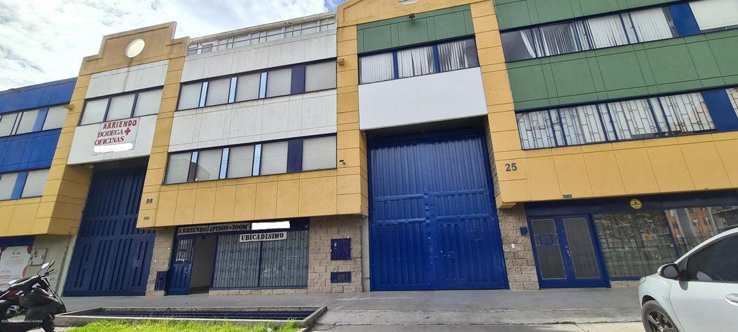 Local Comercial Bogota D.C.>Bogota>Hayuelos - Arriendo:6.000.000 Pesos - codigo: 21-1196