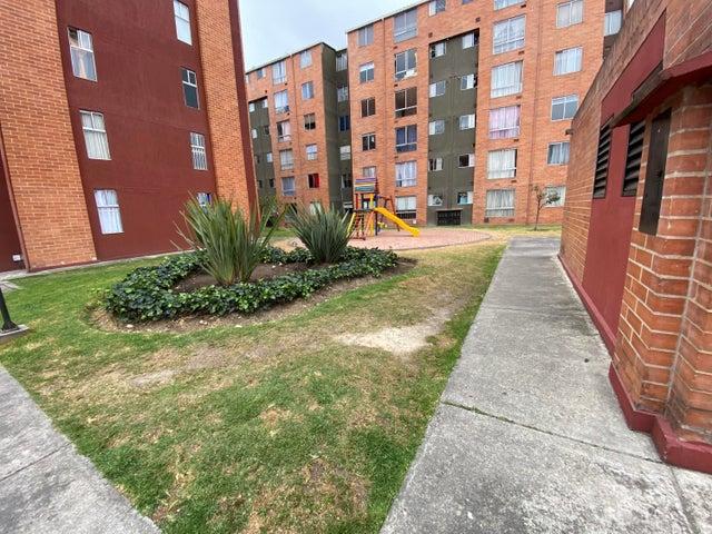 Apartamento Bogota D.C.>Bogota>Pueblo Nuevo - Venta:145.000.000 Pesos - codigo: 21-1226