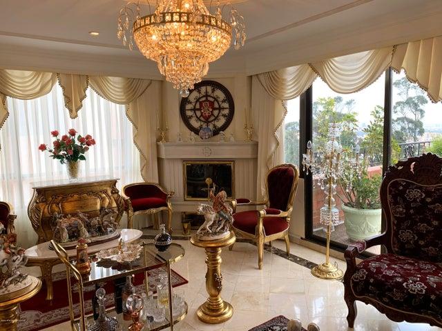 Apartamento Bogota D.C.>Bogota>Bosque de Pinos - Arriendo:13.000.000 Pesos - codigo: 21-1230