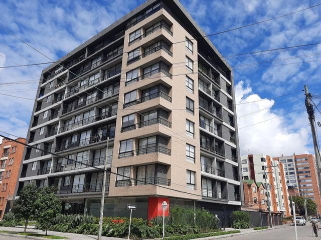 Apartamento Bogota D.C.>Bogota>Cedritos - Arriendo:2.000.000 Pesos - codigo: 21-1254