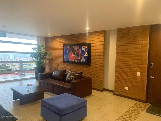 Apartamento Bogota D.C.>Bogota>Chapinero Alto - Arriendo:3.000.000 Pesos - codigo: 21-1258