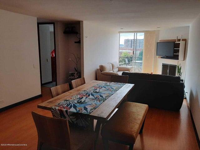 Apartamento Bogota D.C.>Bogota>Cedro Golf - Venta:420.000.000 Pesos - codigo: 21-73