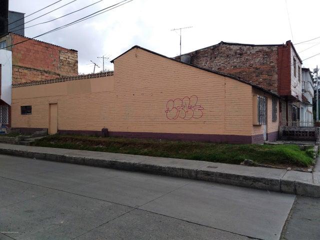 Terreno Bogota D.C.>Bogota>Kennedy - Venta:390.000.000 Pesos - codigo: 21-1276