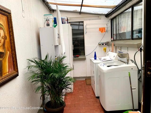 Apartamento Bogota D.C.>Bogota>Santa Barbara Occidental - Venta:540.000.000 Pesos - codigo: 21-1335