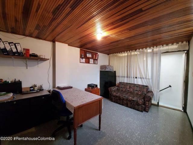 Casa Bogota D.C.>Bogota>La Candelaria - Venta:600.000.000 Pesos - codigo: 21-1336
