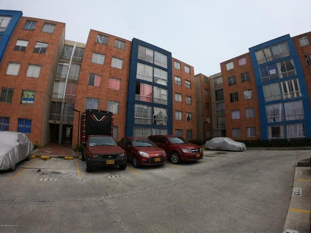 Apartamento Bogota D.C.>Bogota>Ciudadela Cafam II - Venta:125.000.000 Pesos - codigo: 21-1345