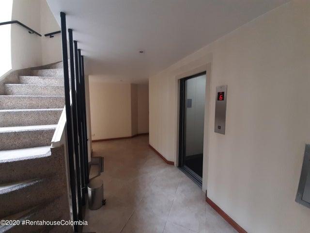 Apartamento Bogota D.C.>Bogota>El Contador - Venta:435.000.000 Pesos - codigo: 21-1390