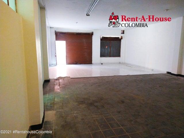Local Comercial Bogota D.C.>Bogota>Chapinero Sur Occidental - Venta:850.000.000 Pesos - codigo: 21-1404