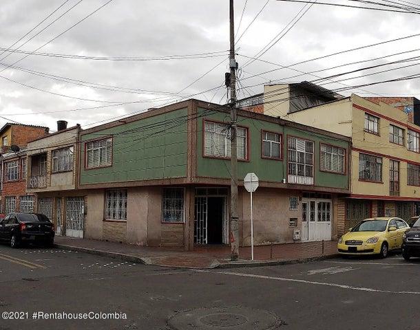Casa Bogota D.C.>Bogota>La Aurora - Venta:750.000.000 Pesos - codigo: 21-1420