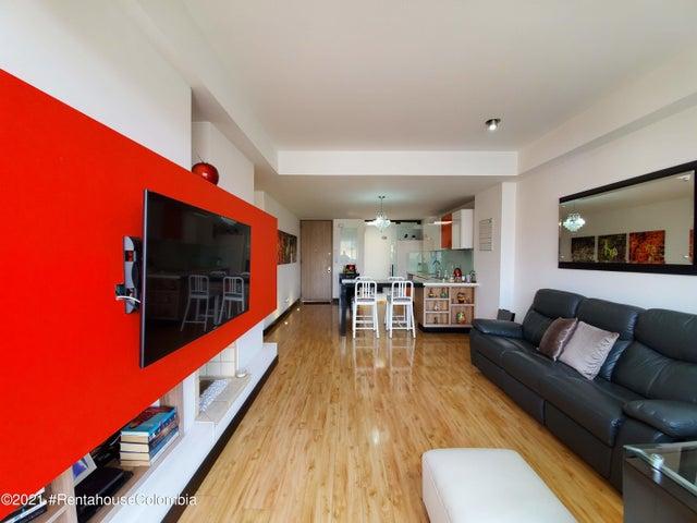 Apartamento Bogota D.C.>Bogota>Puente Largo - Venta:650.000.000 Pesos - codigo: 21-811