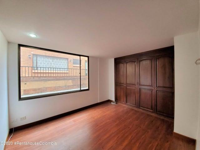 Apartamento Bogota D.C.>Bogota>Chico Norte - Arriendo:5.500.000 Pesos - codigo: 21-1426