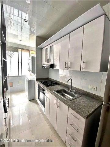 Apartamento Bogota D.C.>Bogota>Chico Reservado - Venta:640.000.000 Pesos - codigo: 21-1458