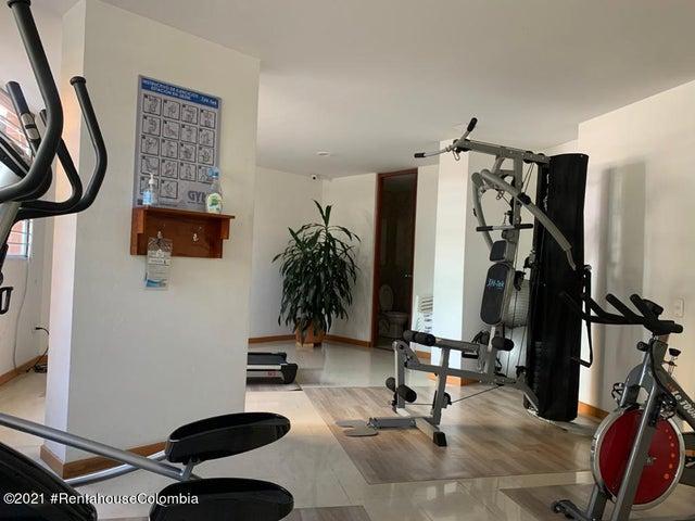 Apartamento Bogota D.C.>Bogota>Los Rosales - Venta:799.000.000 Pesos - codigo: 21-1461