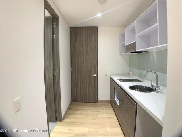 Apartamento Bogota D.C.>Bogota>Chapinero Central - Arriendo:1.200.000 Pesos - codigo: 21-1417