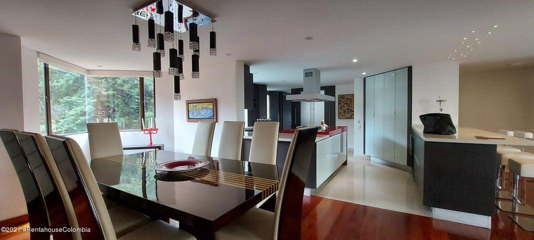 Apartamento Bogota D.C.>Bogota>Los Rosales - Arriendo:17.000.000 Pesos - codigo: 21-1519