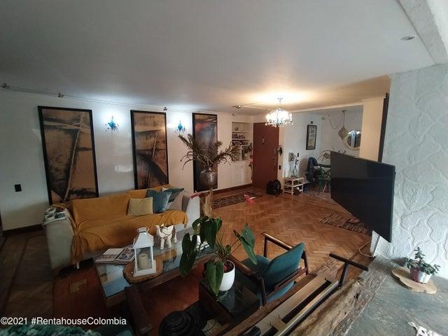 Apartamento Antioquia>Medellin>El Campestre - Venta:430.000.000 Pesos - codigo: 21-1516