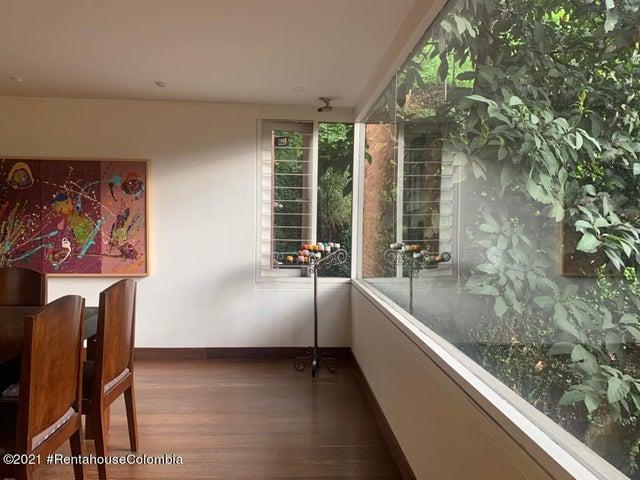 Apartamento Bogota D.C.>Bogota>El Refugio - Venta:1.390.000.000 Pesos - codigo: 21-1549