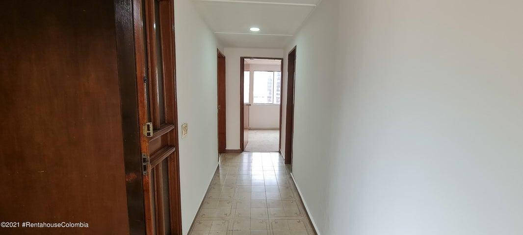 Apartamento Antioquia>Medellin>Centro La Candelaria - Venta:379.000.000 Pesos - codigo: 21-1569