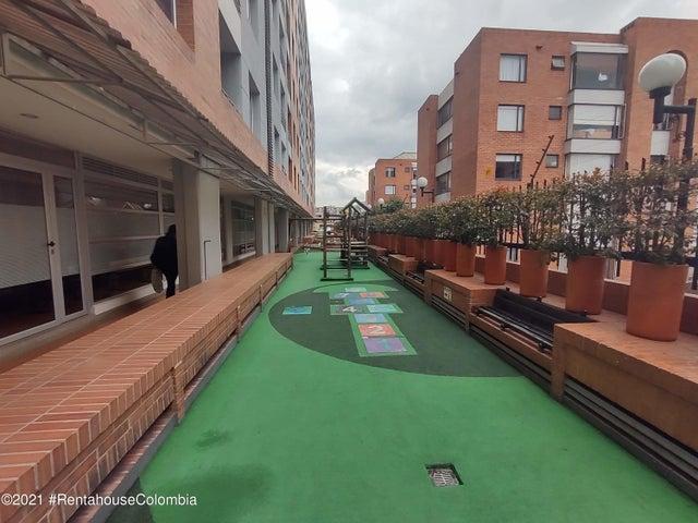 Apartamento Bogota D.C.>Bogota>Cedritos - Arriendo:1.400.000 Pesos - codigo: 21-1574