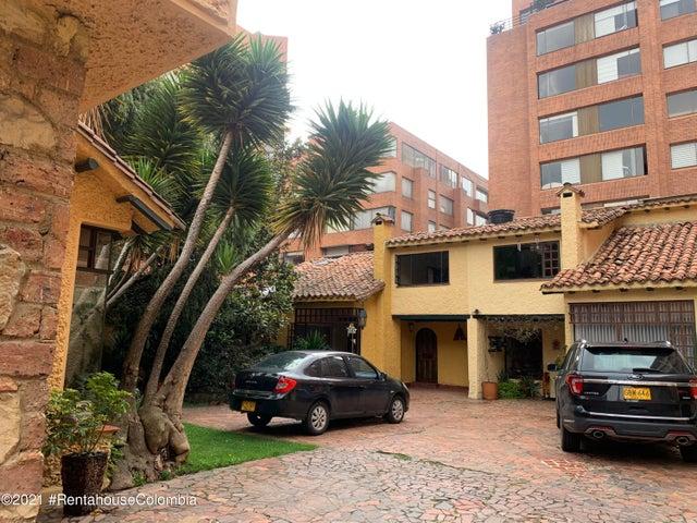 Casa Bogota D.C.>Bogota>La Carolina - Venta:1.100.000.000 Pesos - codigo: 21-788