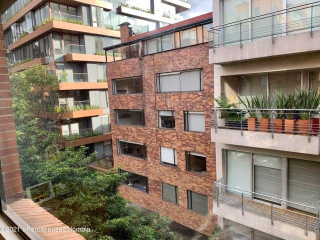 Apartamento Bogota D.C.>Bogota>El Nogal - Arriendo:7.665.000 Pesos - codigo: 21-1604