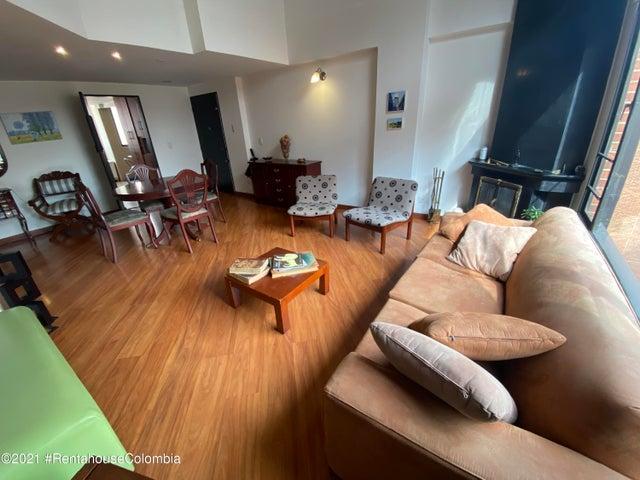 Apartamento Bogota D.C.>Bogota>La Calleja - Venta:580.000.000 Pesos - codigo: 21-1610