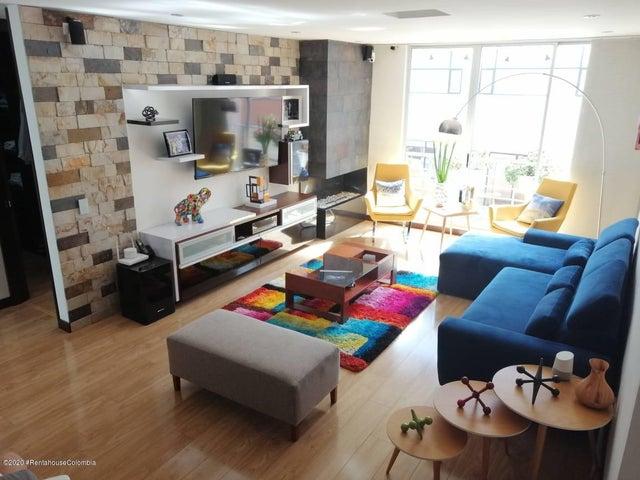 Apartamento Bogota D.C.>Bogota>Pasadena - Arriendo:2.900.000 Pesos - codigo: 21-1609