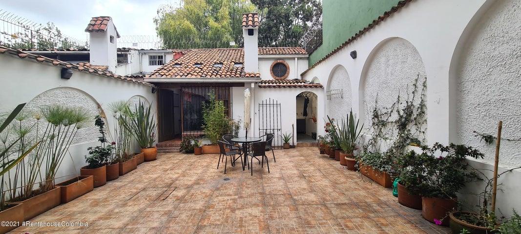 Casa Bogota D.C.>Bogota>Santa Ana Usaquen - Venta:1.550.000.000 Pesos - codigo: 21-1644