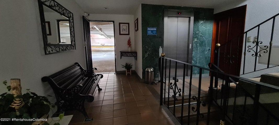 Apartamento Antioquia>Medellin>La Castellana - Venta:410.000.000 Pesos - codigo: 21-1645