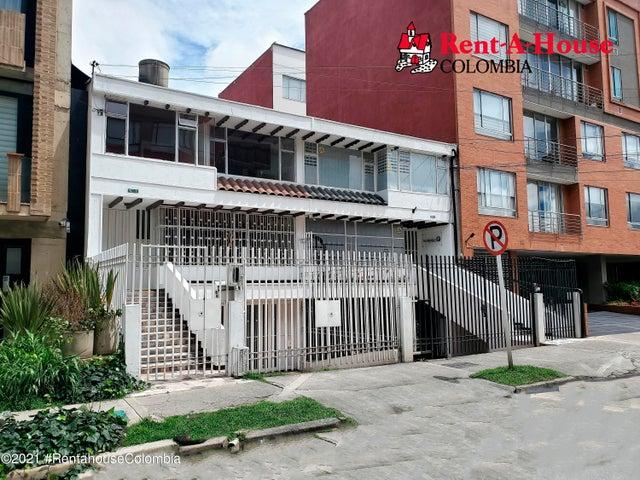 Casa Bogota D.C.>Bogota>Pasadena - Arriendo:5.500.000 Pesos - codigo: 21-957