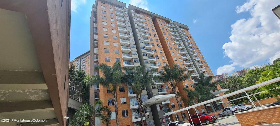 Apartamento Antioquia>Envigado>Senorial - Venta:270.000.000 Pesos - codigo: 21-1669