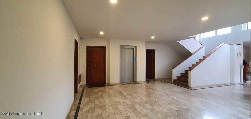 Apartamento Bogota D.C.>Bogota>Chico Norte - Arriendo:3.874.000 Pesos - codigo: 21-1681