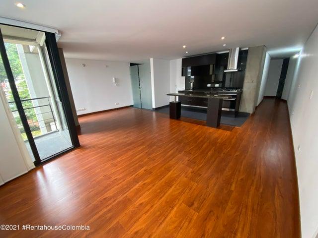 Apartamento Bogota D.C.>Bogota>La Salle - Venta:450.000.000 Pesos - codigo: 21-1699