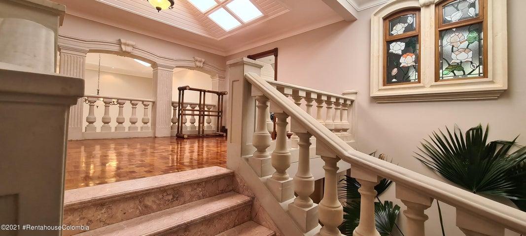 Casa Bogota D.C.>Bogota>Santa Barbara Alta - Venta:3.500.000.000 Pesos - codigo: 21-1713