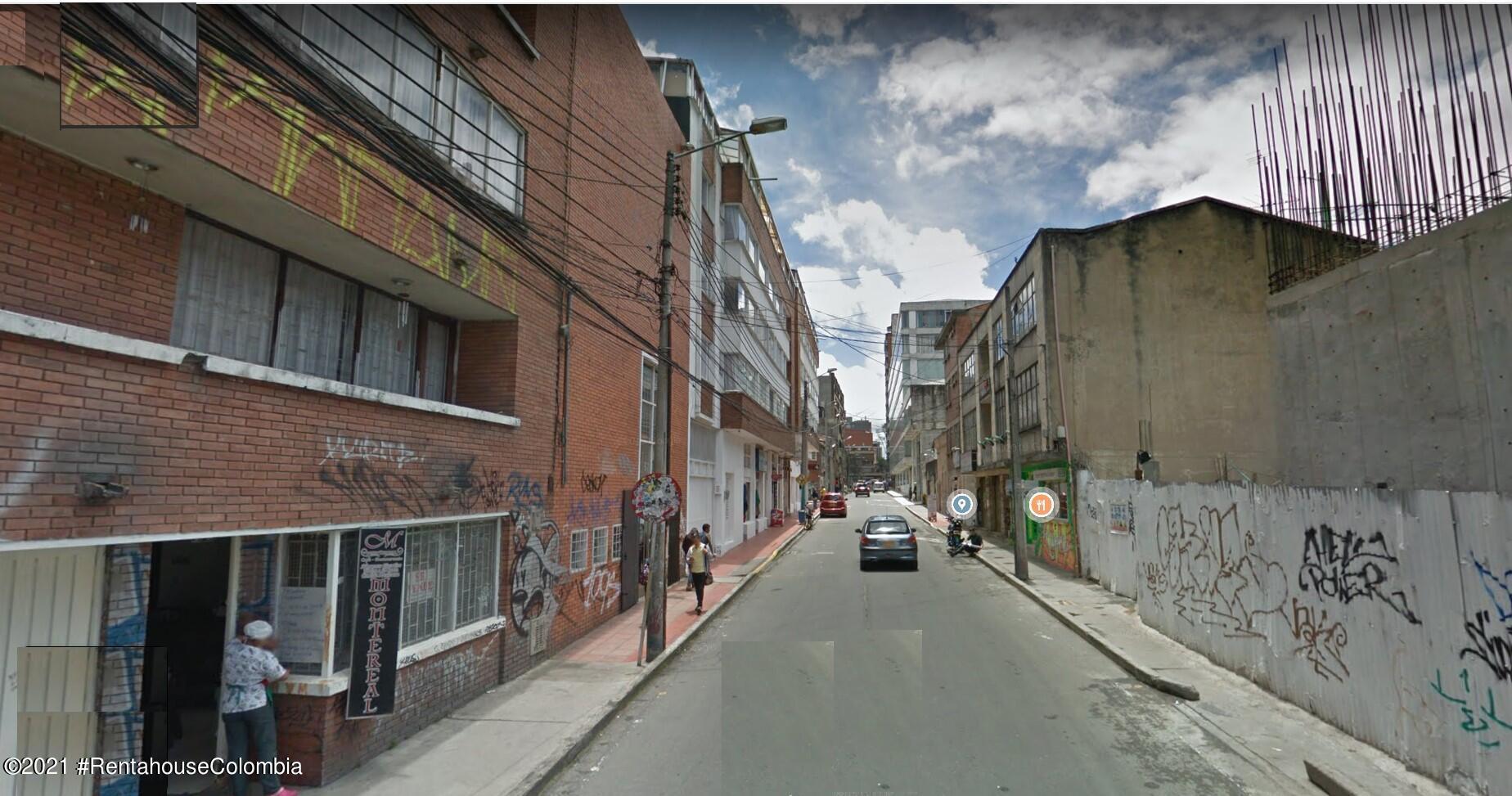 Apartamento Bogota D.C.>Bogota>Chapinero Central - Arriendo:1.060.000 Pesos - codigo: 21-1705