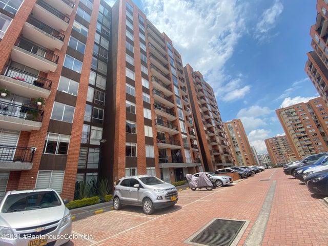 Apartamento Bogota D.C.>Bogota>Gran Granada - Arriendo:1.600.000 Pesos - codigo: 21-1712