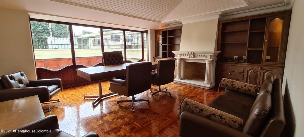 Casa Bogota D.C.>Bogota>Santa Barbara Alta - Arriendo:20.000.000 Pesos - codigo: 21-1714