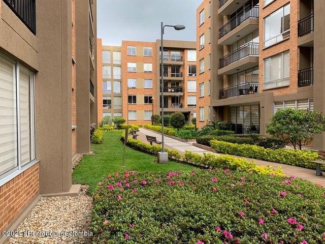 Apartamento Cundinamarca>Cajica>La Estacion - Venta:420.000.000 Pesos - codigo: 21-1710