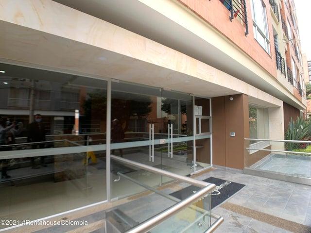 Apartamento Bogota D.C.>Bogota>Belmira - Venta:318.500.000 Pesos - codigo: 21-1718