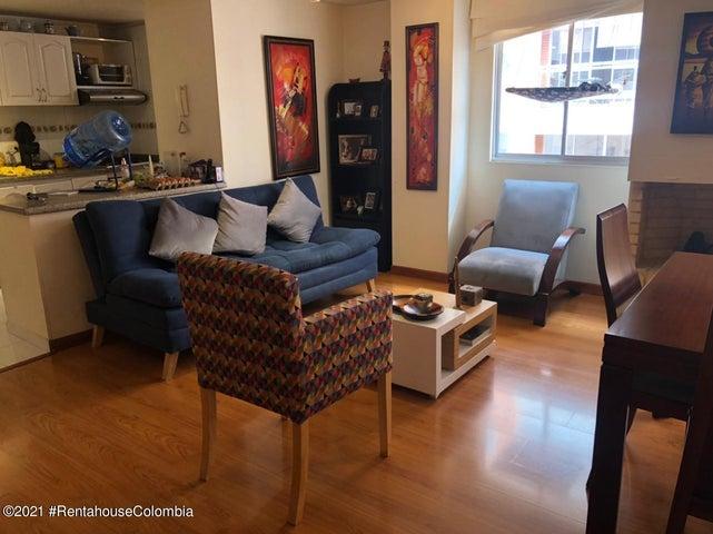 Apartamento Bogota D.C.>Bogota>Cedritos - Venta:495.000.000 Pesos - codigo: 21-79