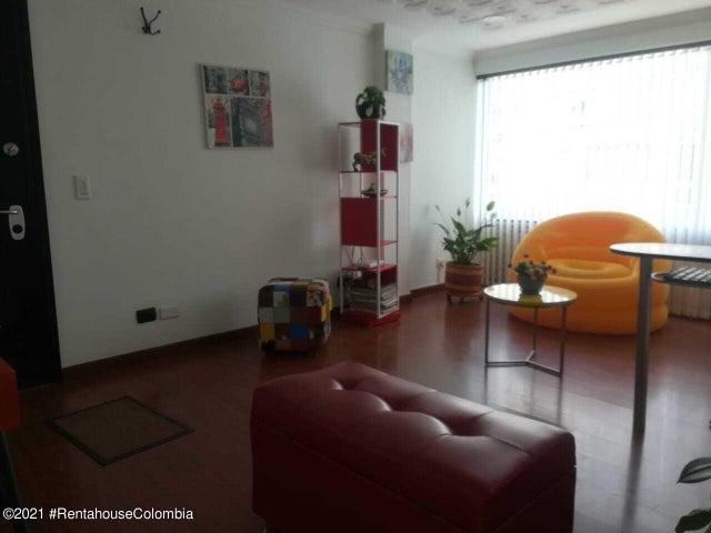 Apartamento Bogota D.C.>Bogota>Quinta Paredes - Venta:390.000.000 Pesos - codigo: 21-1737