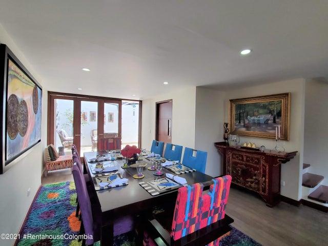 Casa Bogota D.C.>Bogota>Cedritos - Venta:700.000.000 Pesos - codigo: 21-1756