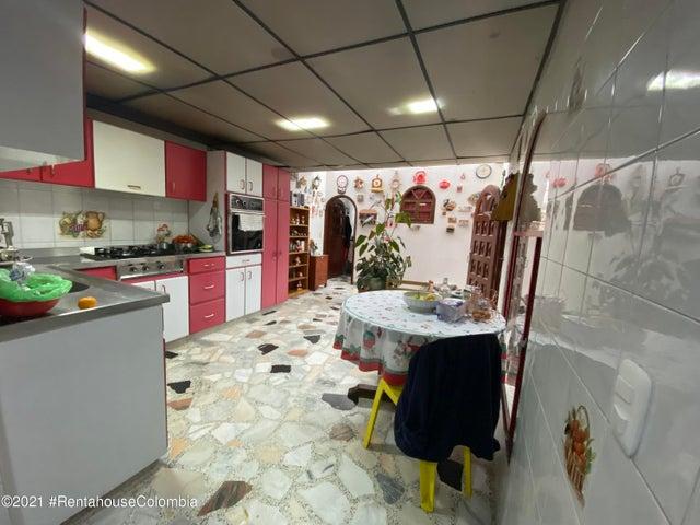 Casa Bogota D.C.>Bogota>Colina Campestre - Venta:990.000.000 Pesos - codigo: 21-967