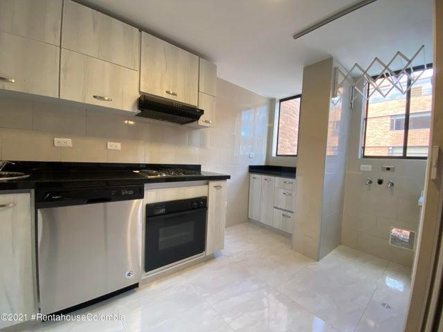 Apartamento Bogota D.C.>Bogota>El Pedregal - Venta:550.000.000 Pesos - codigo: 21-1785