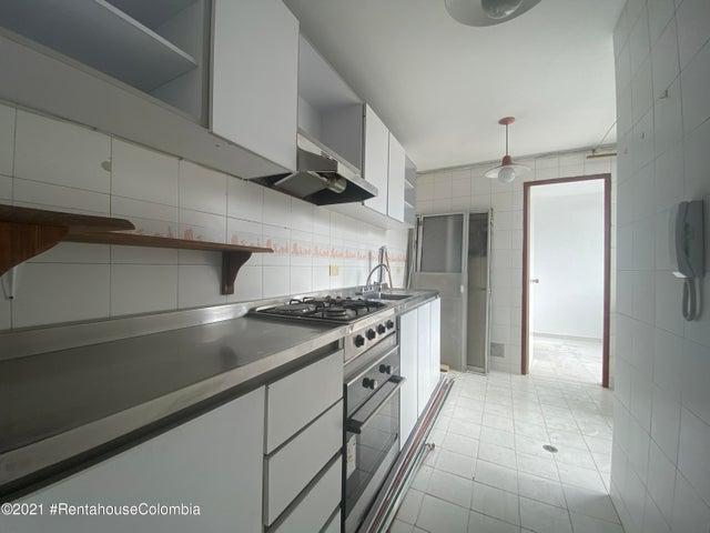 Apartamento Bogota D.C.>Bogota>Pasadena - Venta:390.000.000 Pesos - codigo: 21-1787