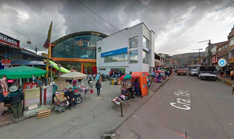 Local Comercial Bogota D.C.>Bogota>San Francisco - Venta:50.000.000 Pesos - codigo: 21-1802