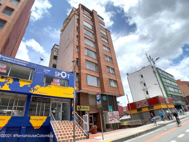 Apartamento Bogota D.C.>Bogota>Chapinero Central - Arriendo:1.000.000 Pesos - codigo: 21-1815